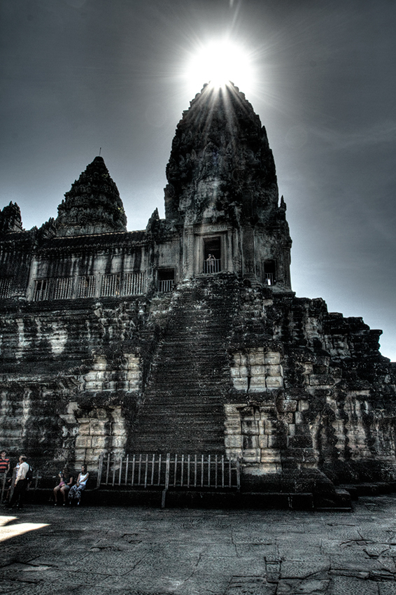 Kambodža s fotografem - Angkor
