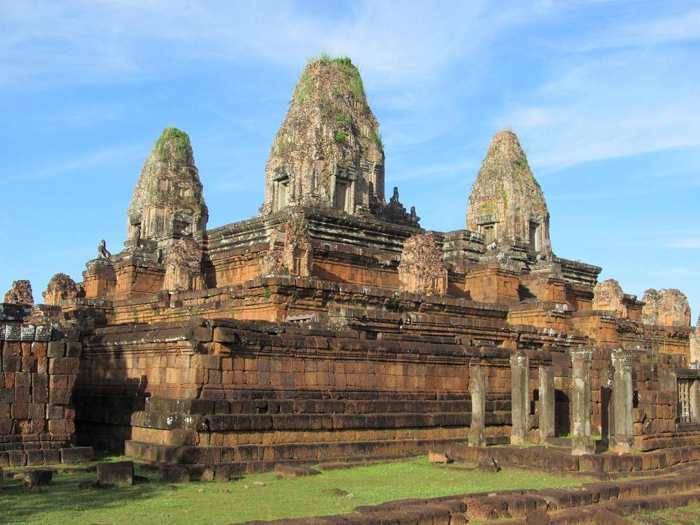 Pyramida Pre Rup Angkor Wat