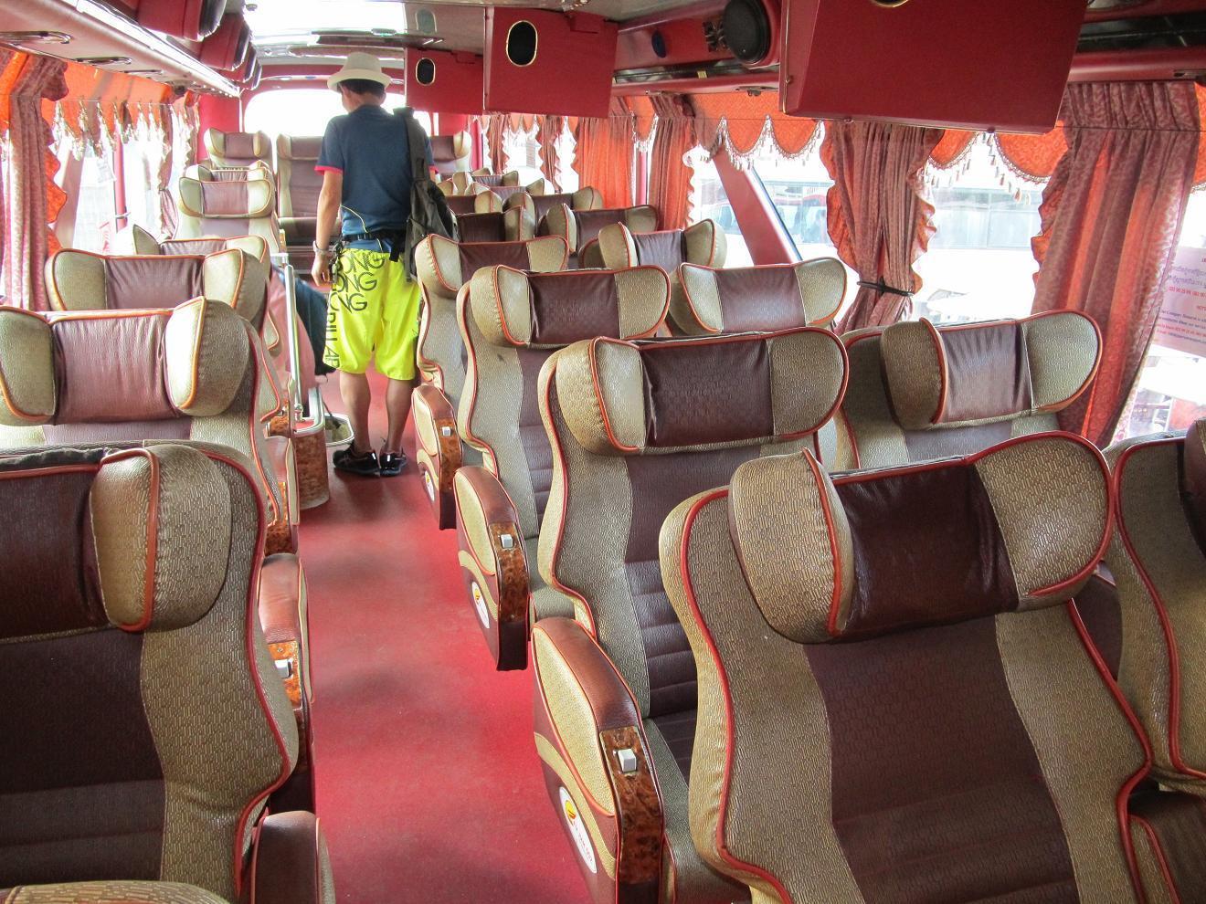 Kambodžské autobusy