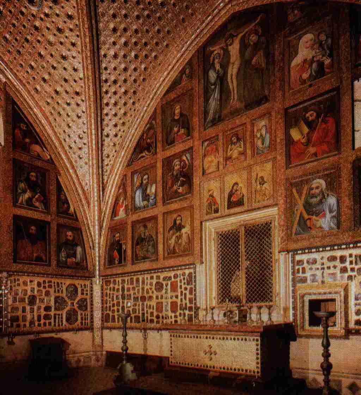 Karlštejn - kaple svatého Kříže