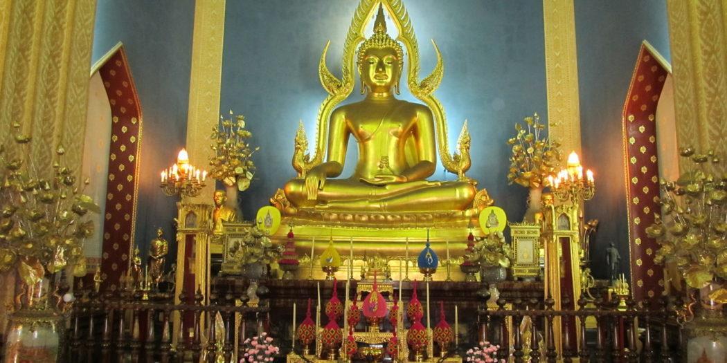 Meditace - pozdrav Buddhovi