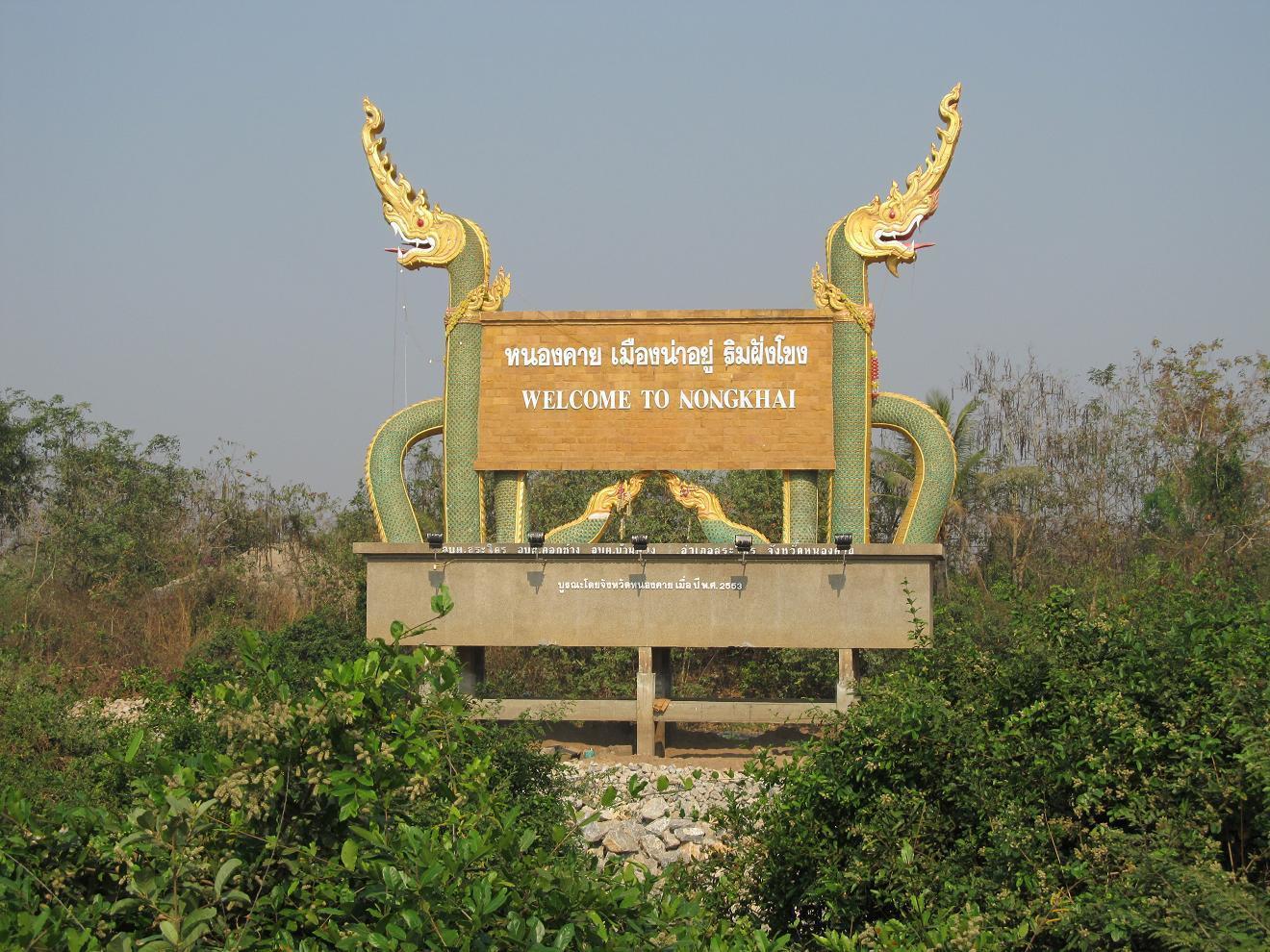 Vítejte v provincii Nong Khai