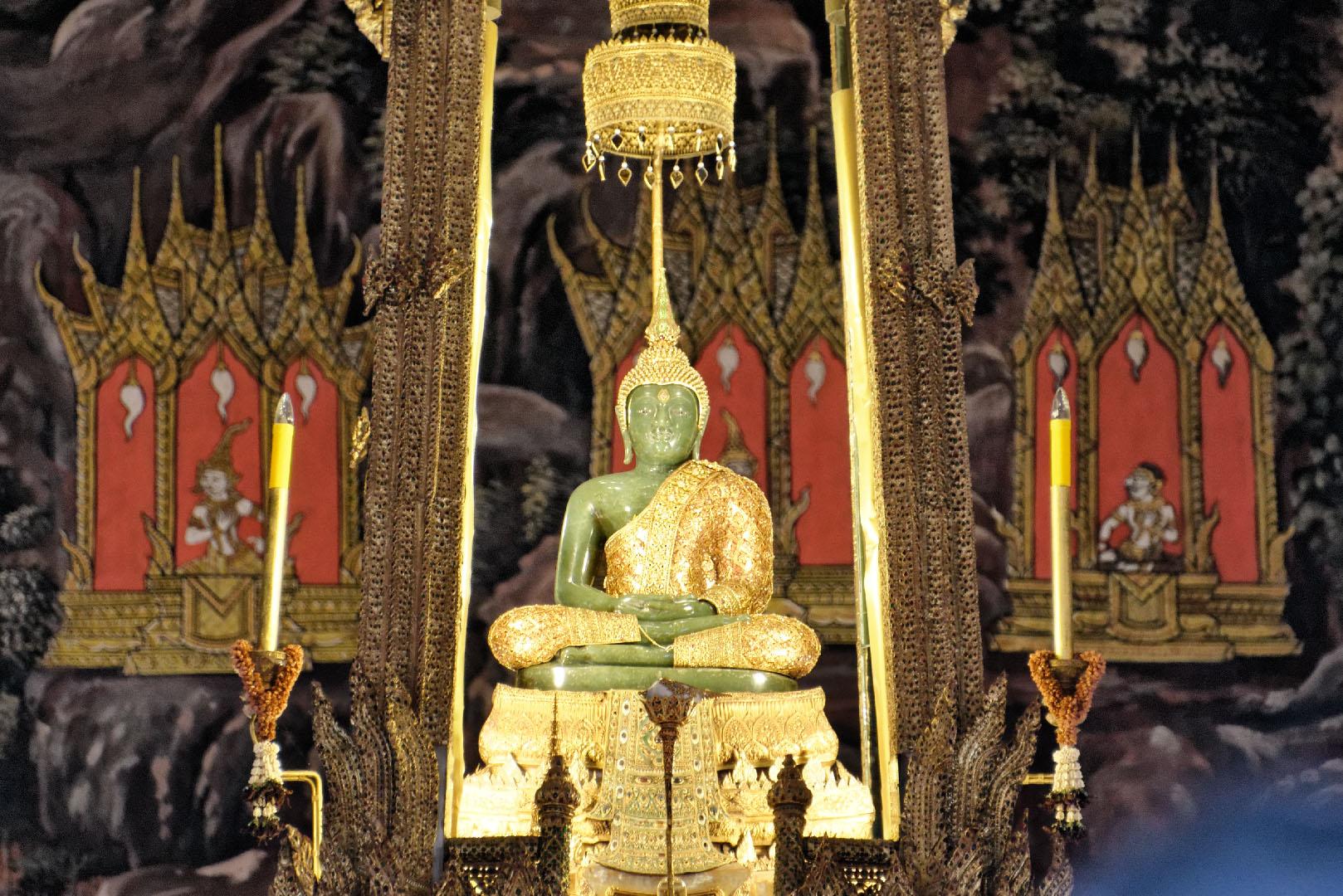 Smaragdový Buddha - monzunové období