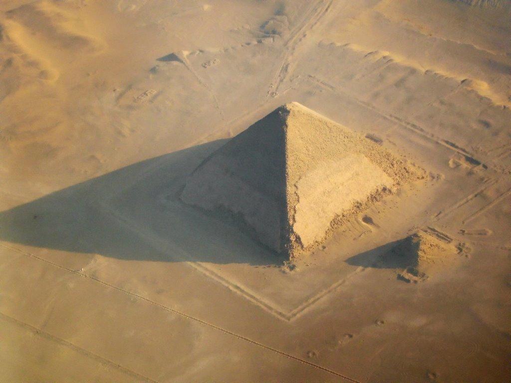 Pyramida Dahshur Egypt