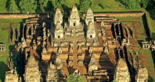Pre Rup - Angkor - Kambodža