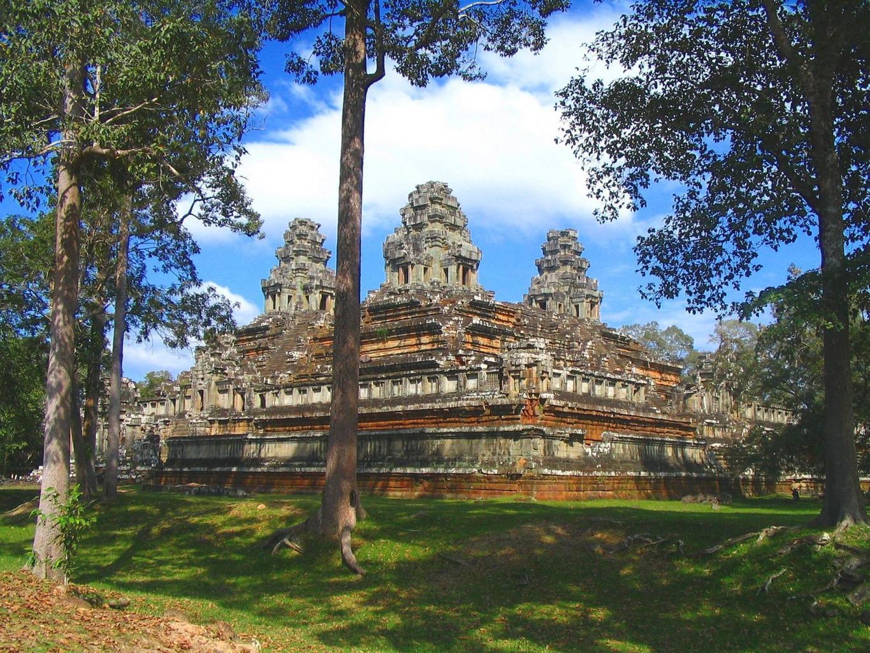 Ta Keo Angkor Kambodža