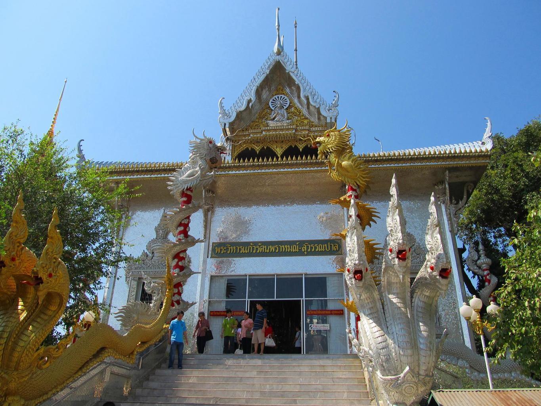 Vihan - Wat Muang - Thajsko