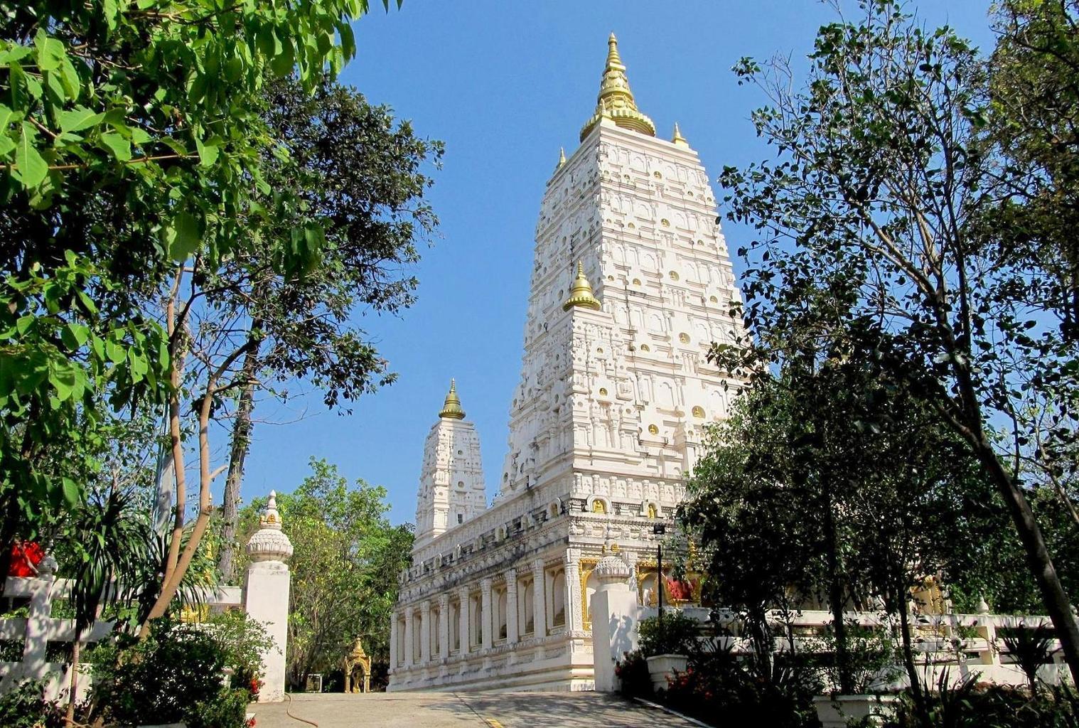 Wat Tham Puang - kopie Bodhgaja