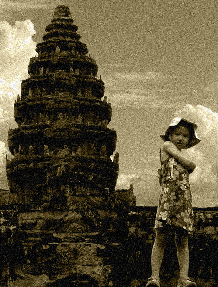 Jára Cimrman před Angkorem - Kambodža