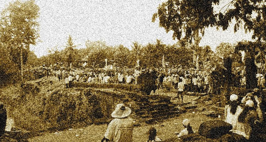 Jára Cimrman - oslavy Nového roku 1918 v Bakong - Kambodža