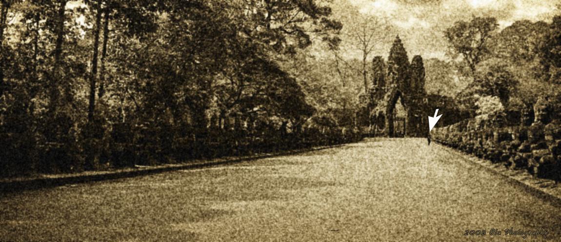 Jára Cimrman zkoumá Angkor 1919 - Kambodža