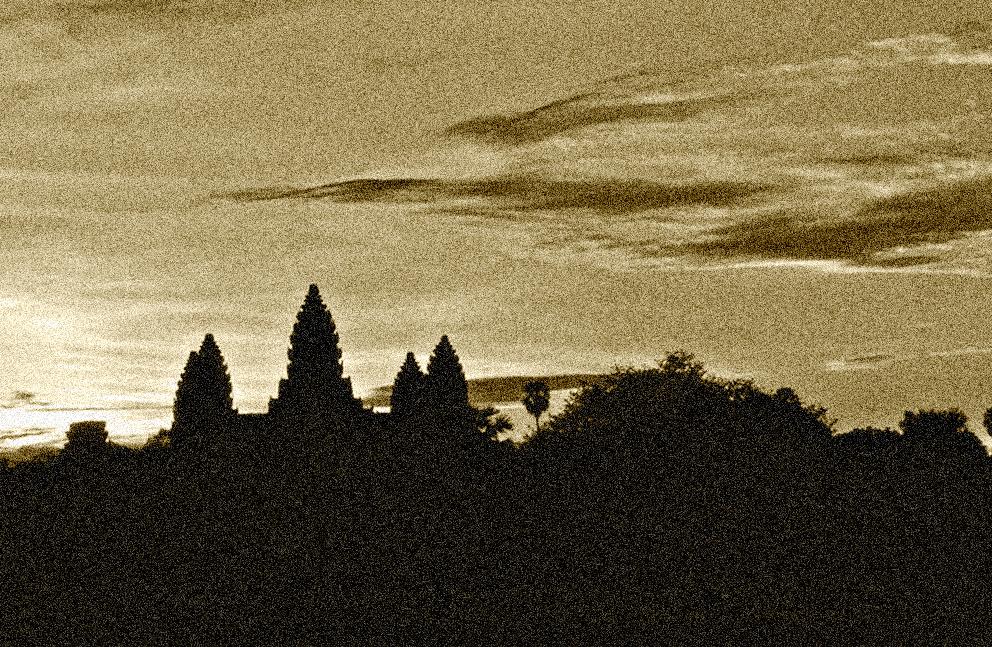 Jára Cimrman za Angkorem - Kambodža