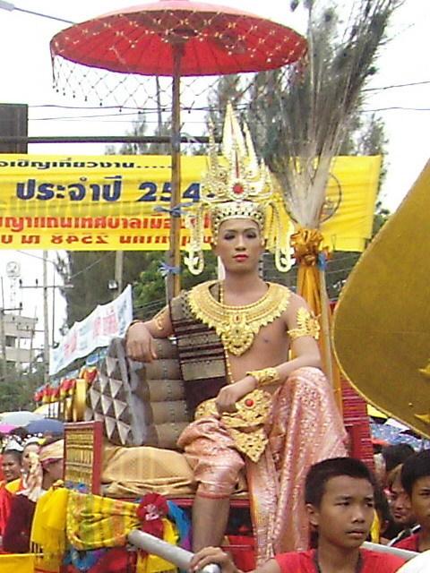 Princ Panghi - Festival Thajsko