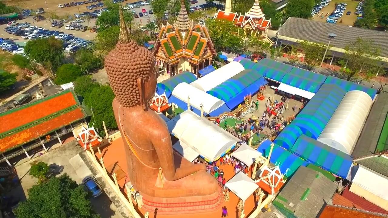 Wat Klang Bang Phra Nakhon Pathom