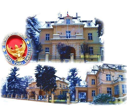 Velvyslanectví Thajského království v Praze