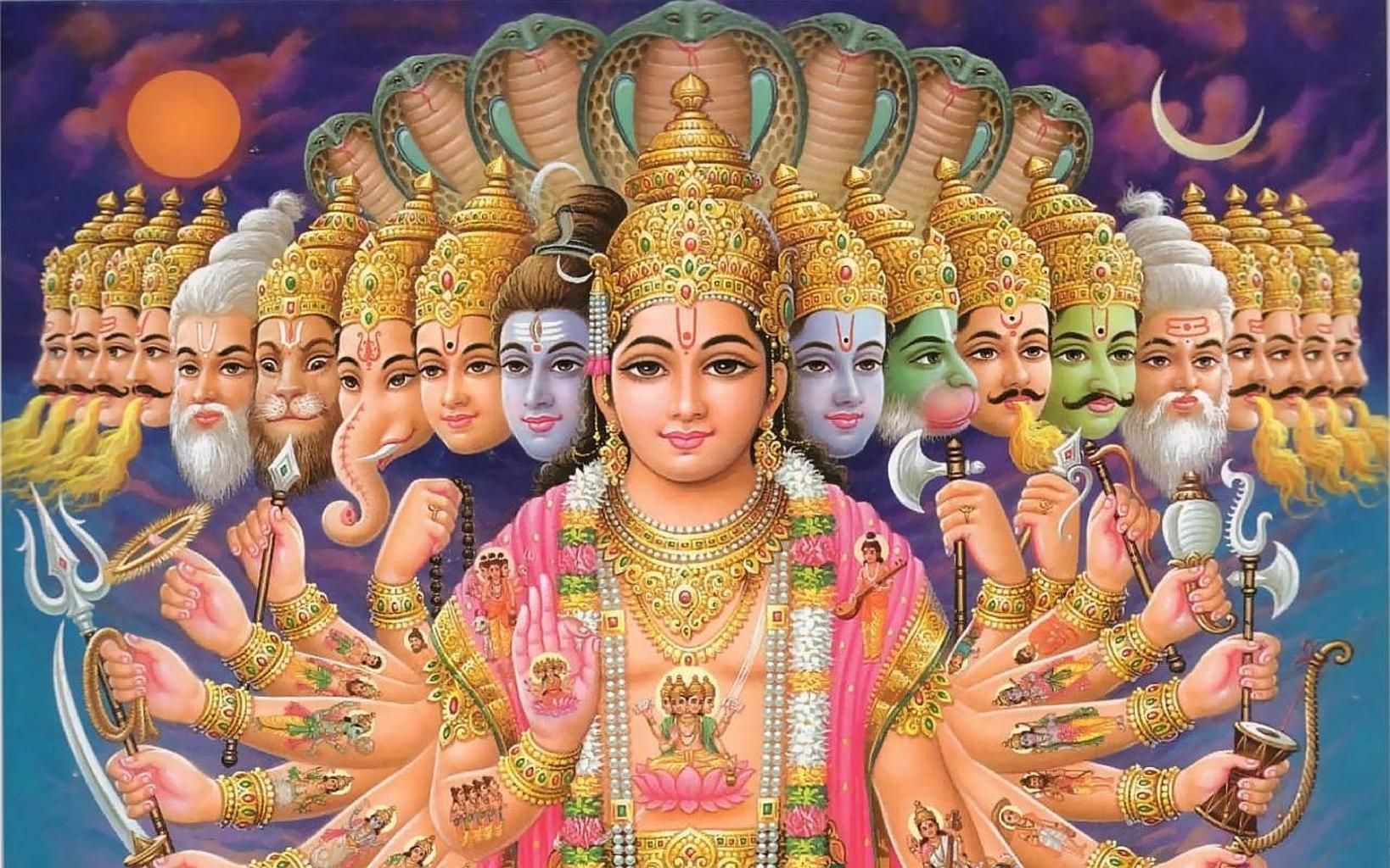 Bohové hinduismu