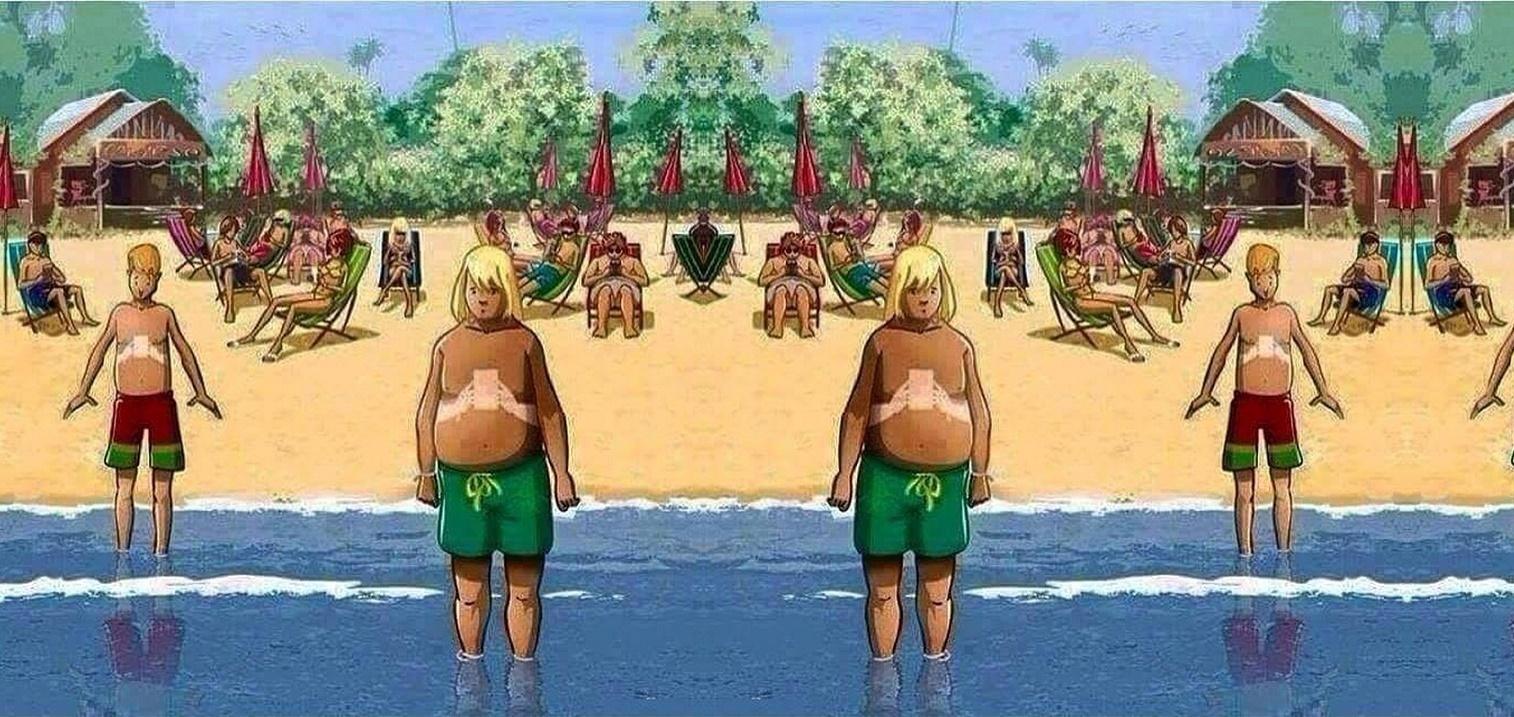 Pláž na Ko Samui - Thajsko