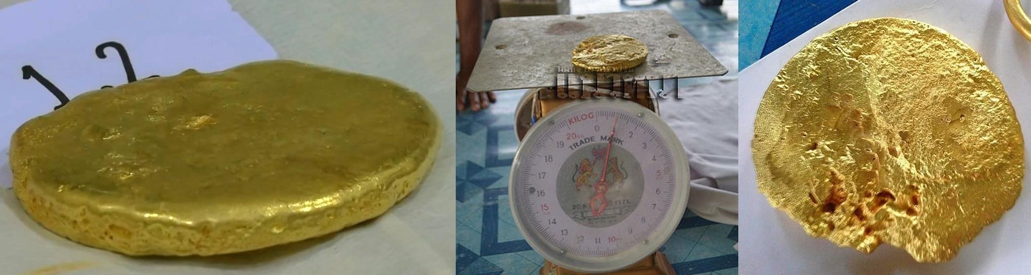 Největší objekty dosahují váhy 1 kg