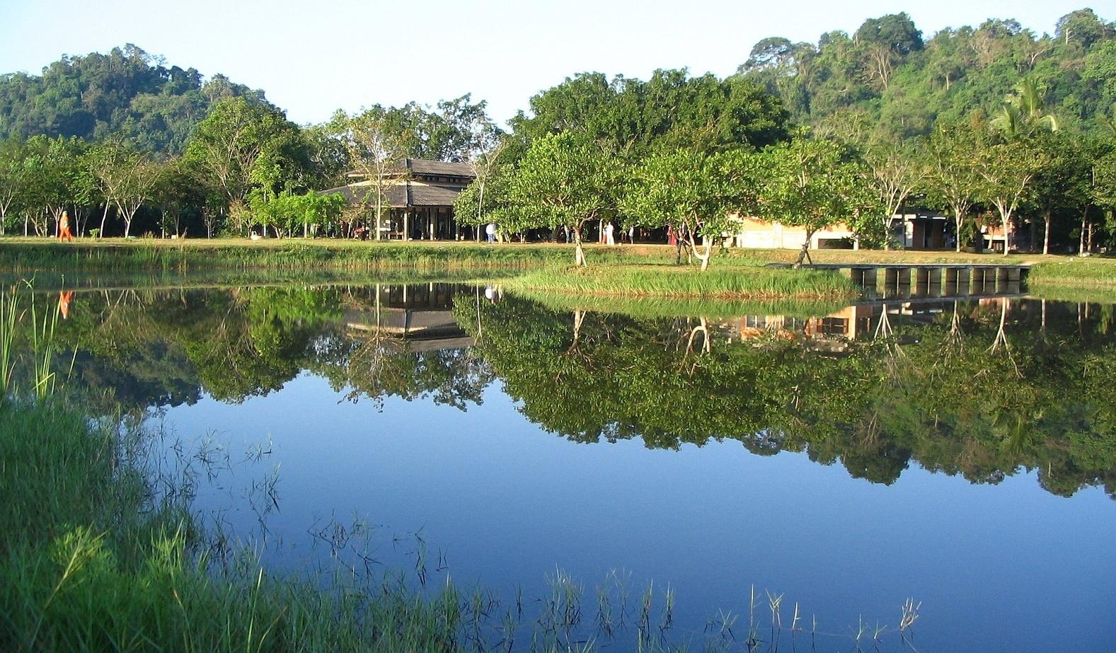 Wat Suan Mokkh - Thajsko