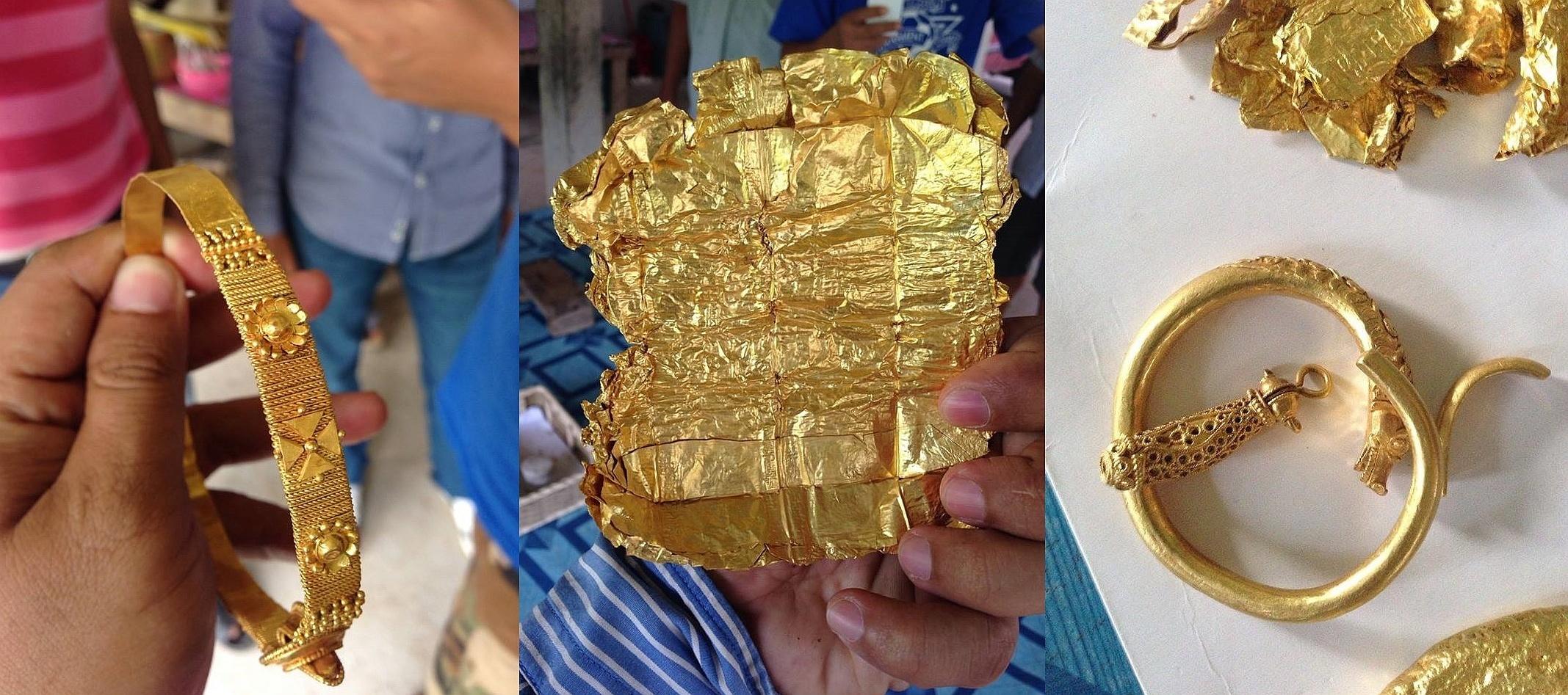 Zlatý poklad v Phattalung