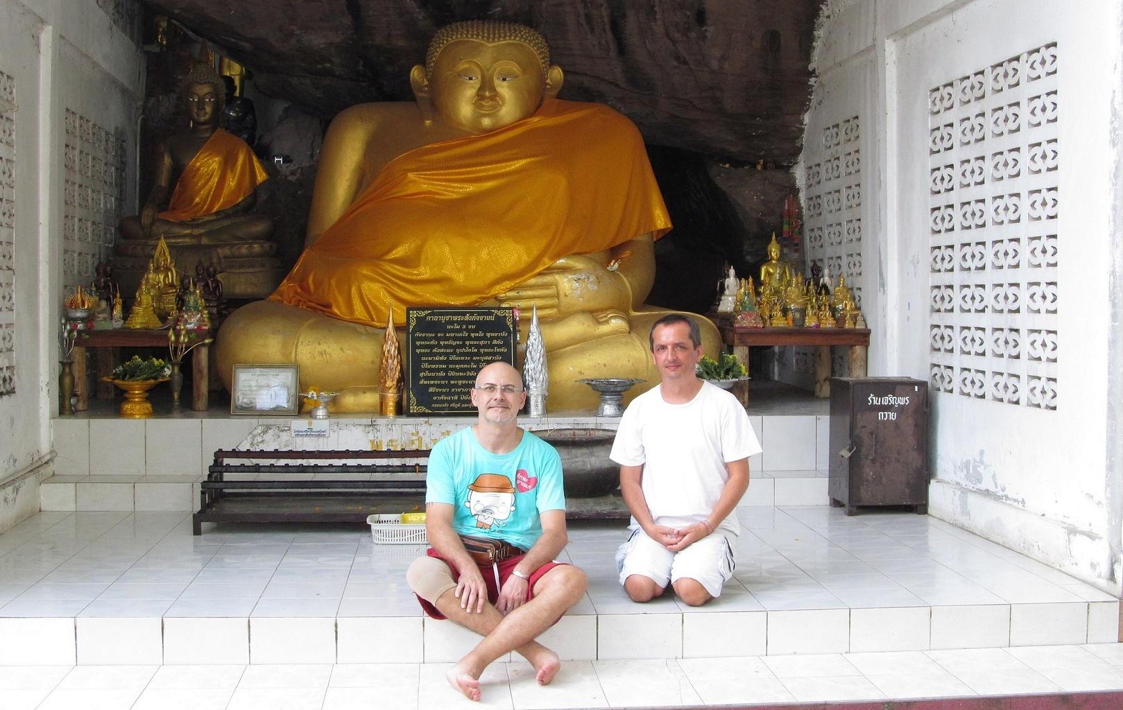 Phra Sangachai - Wat Tham Klong Pane - Udon Thani - Thajsko