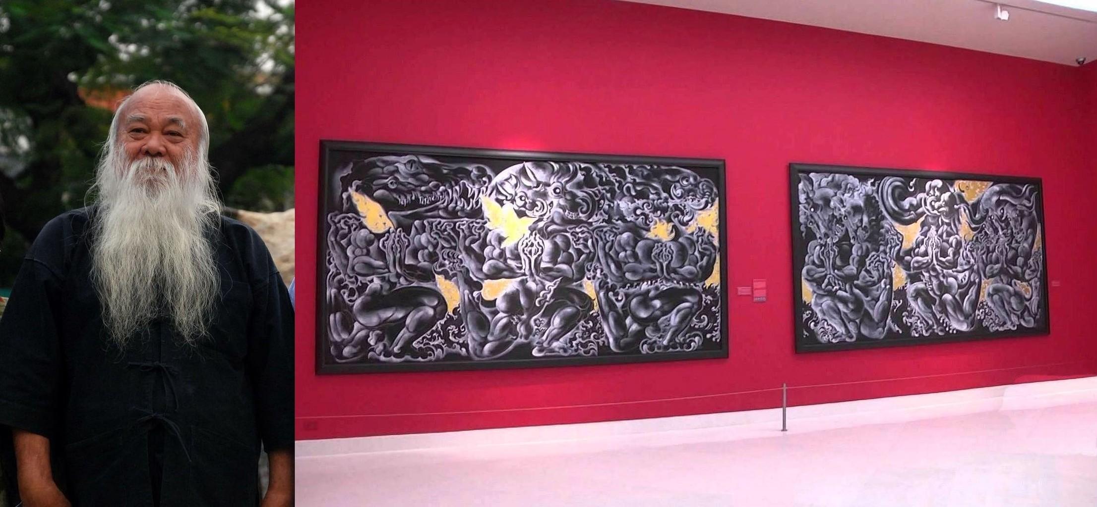 Thawan Dachanee a jeho umění
