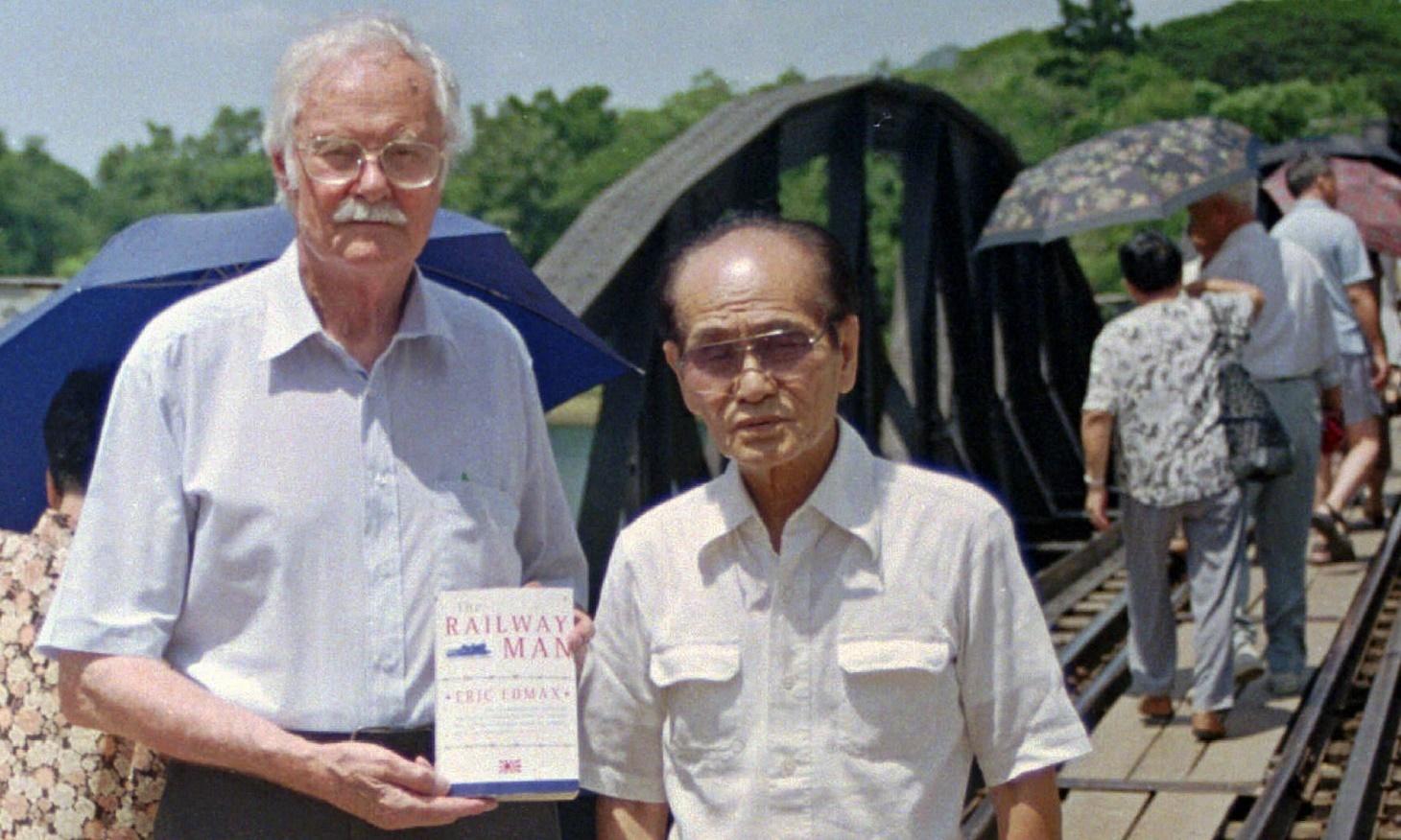 1998 - Eric Lomax a Nagase Takashi