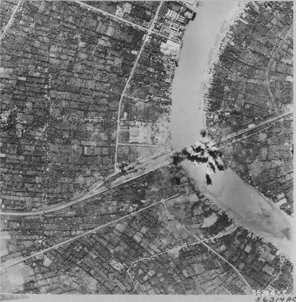 Bombardování mostu