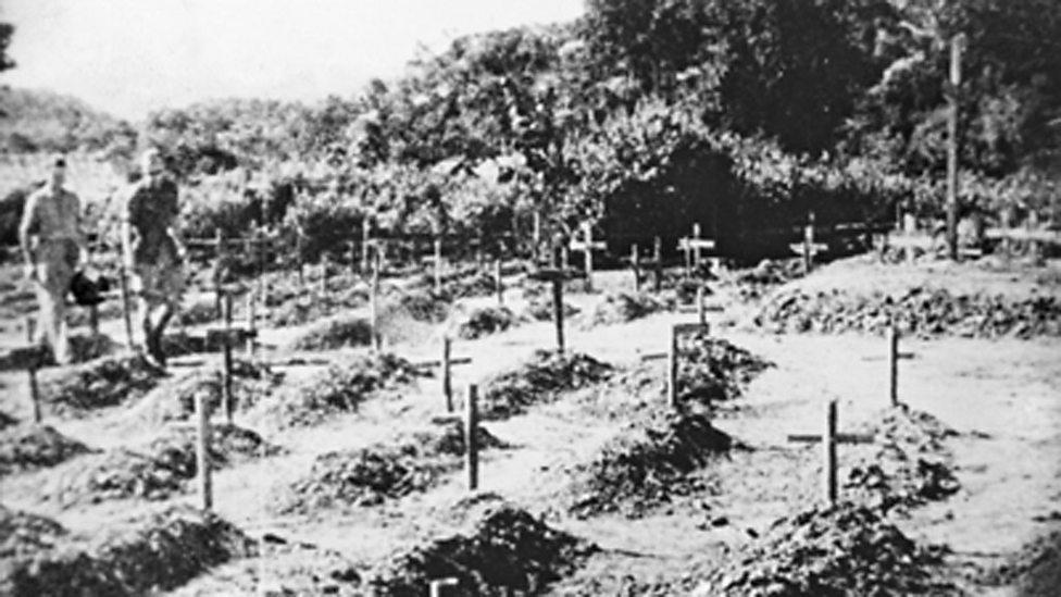 Hřbitov spojeneckých zajatců