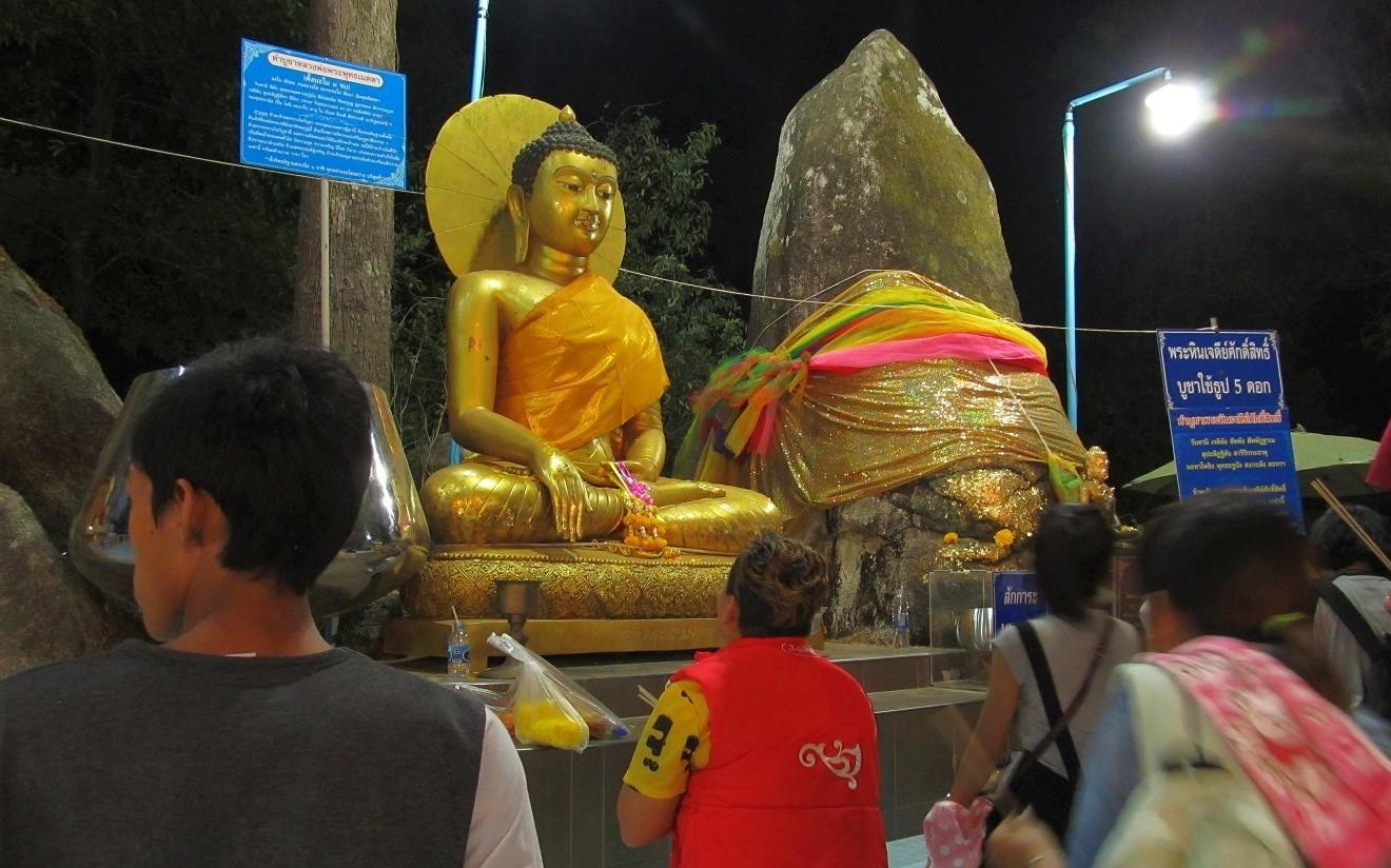 Khao Kitchakut - Buddha ve skále - 6. zastavení