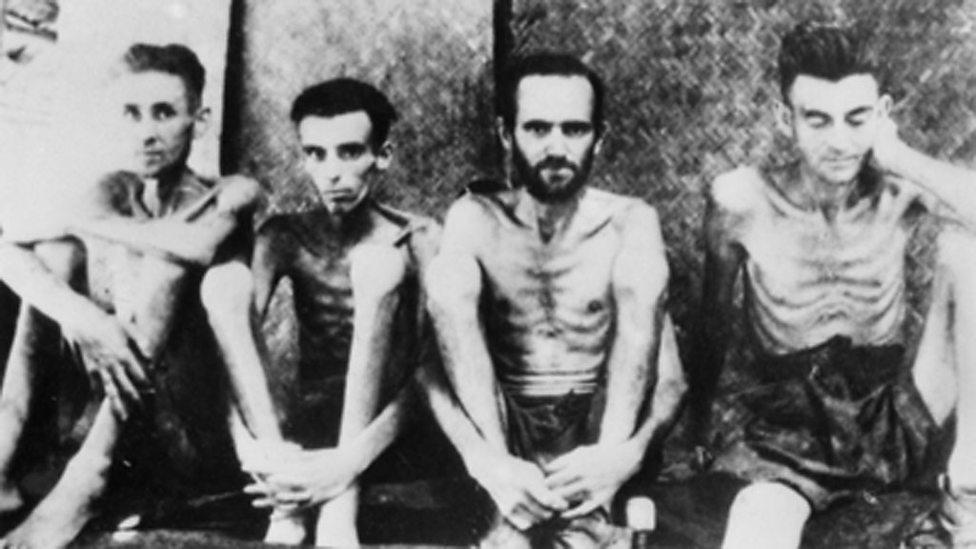 Spojenečtí zajatci, ti kteří přežili...