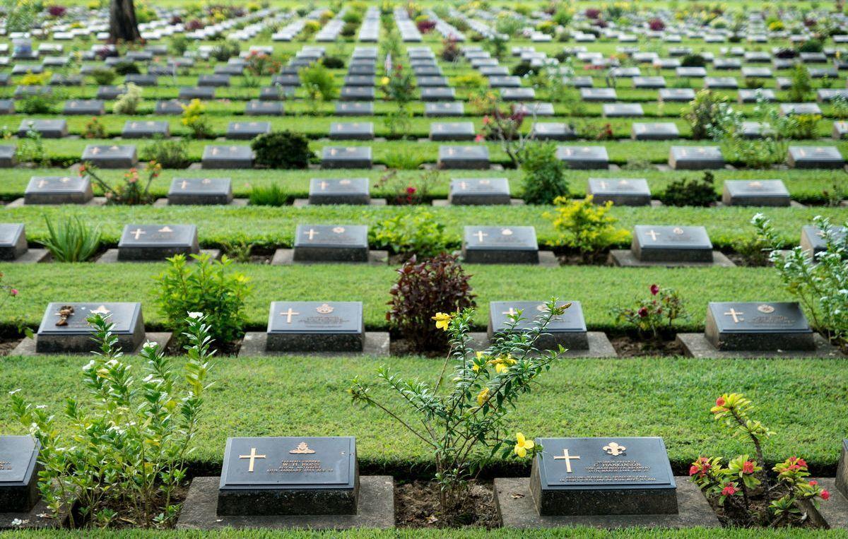 Válečný hřbitov Don Rak