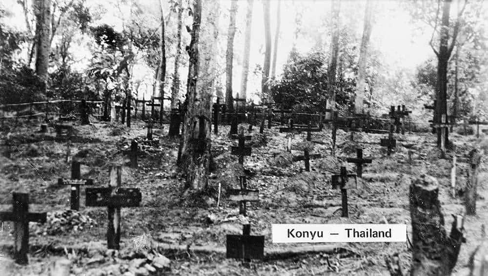 Válečný hřbitov Konyu