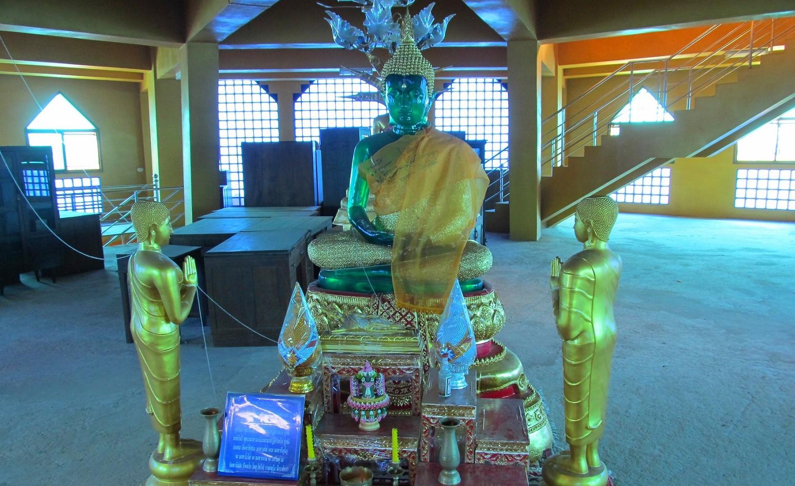 Kopie Smaragdového BuddhyWat Tha It Thajsko
