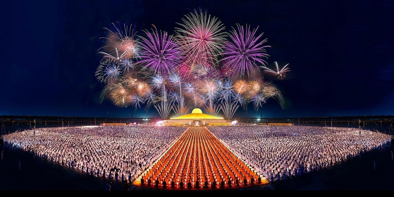 Wat Phra Dhammakaya - nahled