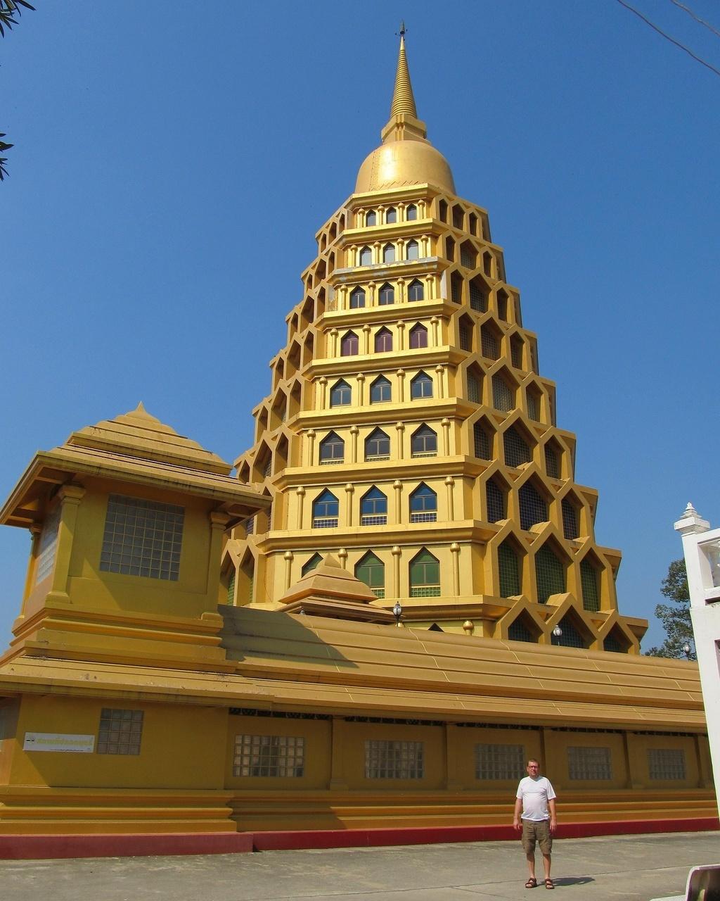 Zlaté čedí - Wat Tha It Thajsko
