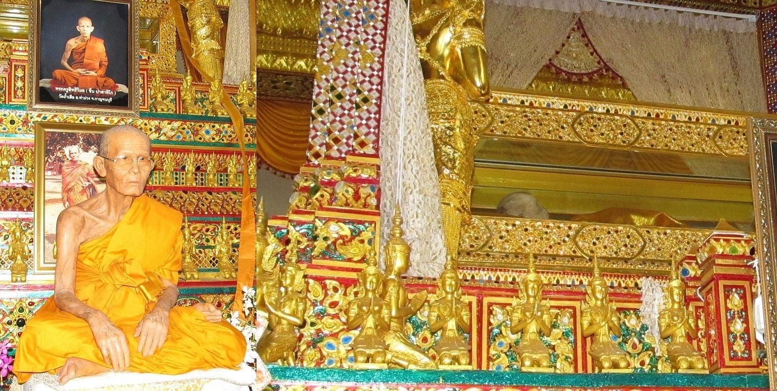 Luang Por Chuen Pasatiko - Tiger Cave Temple - Chantanaburi - Thajsko 2016