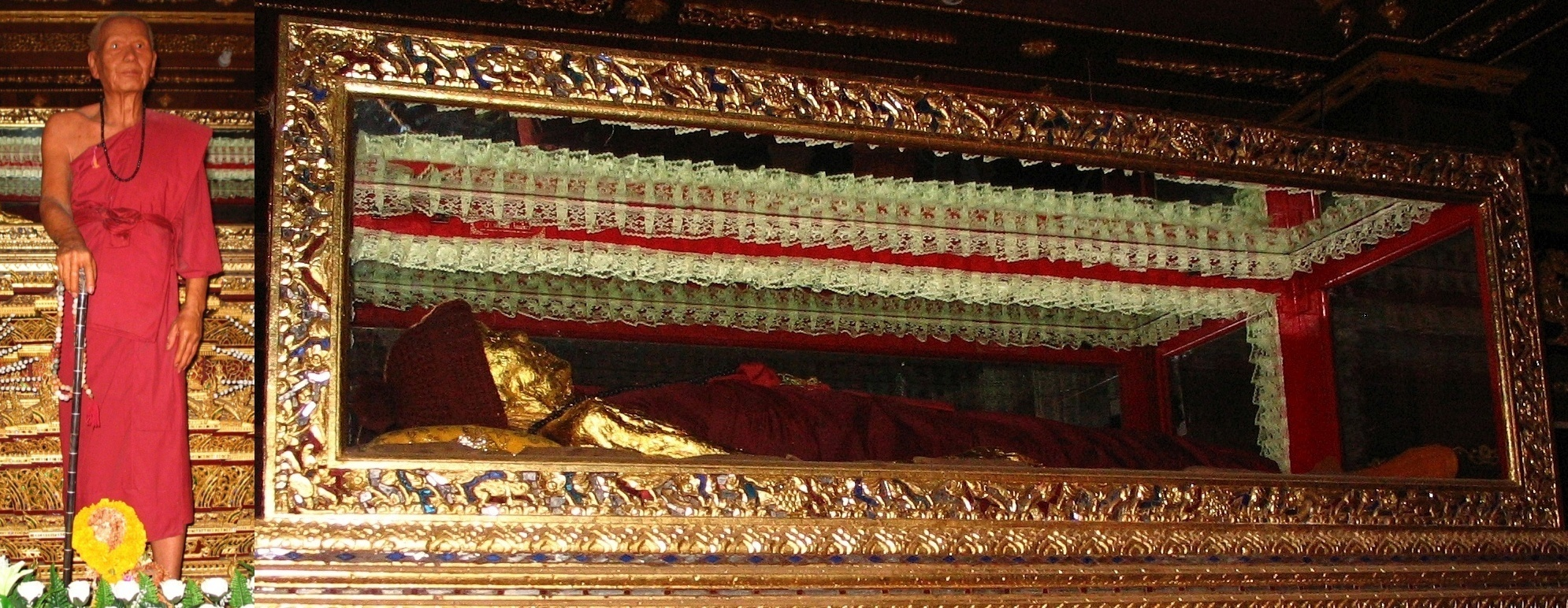 Wat Patung - Chiang Mai - Thajsko 2010