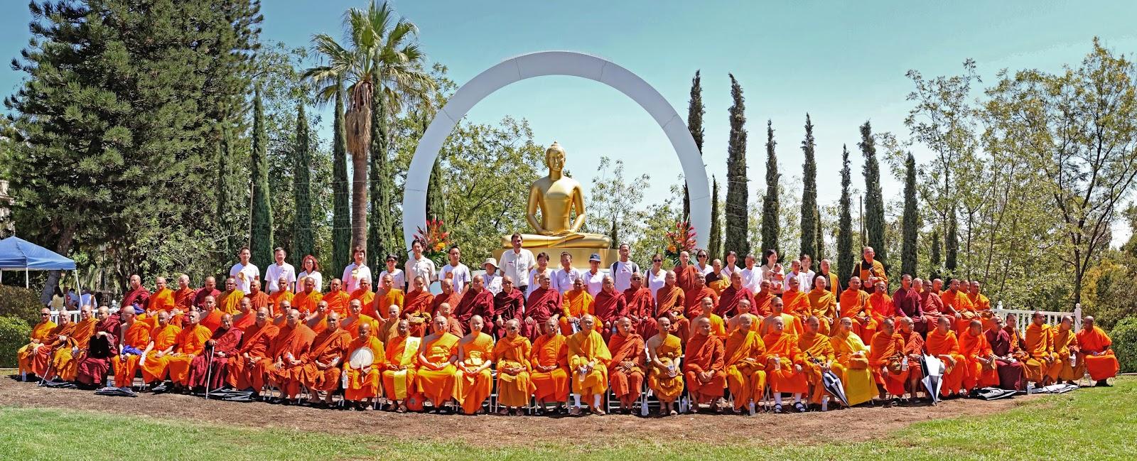 Wat Phra Dhammakaya California 2014