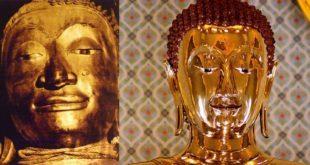 Zlatý buddha náhled