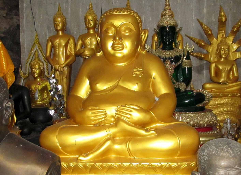 Phra Songachai - Wat Tham Puang -Sakon Nakhon