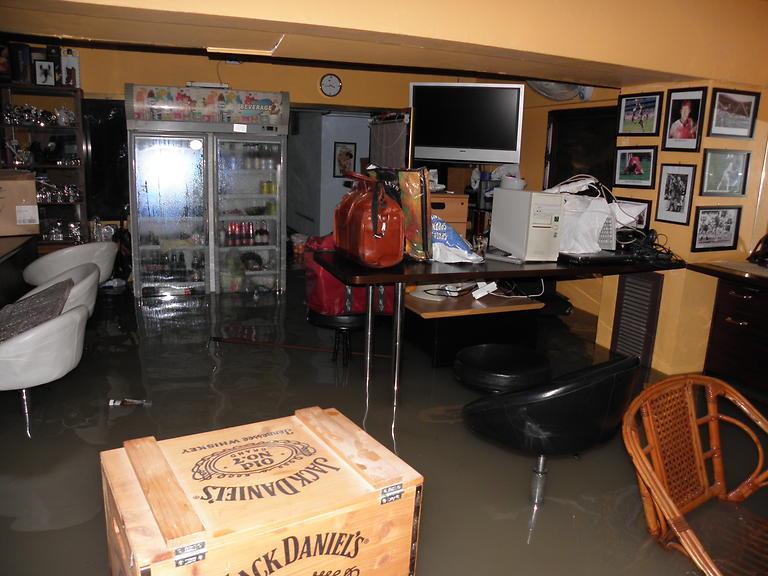 Povodeň v Guesthouse Bon Bon (8)