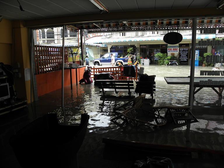 Povodeň v Guesthouse Bon Bon (9)