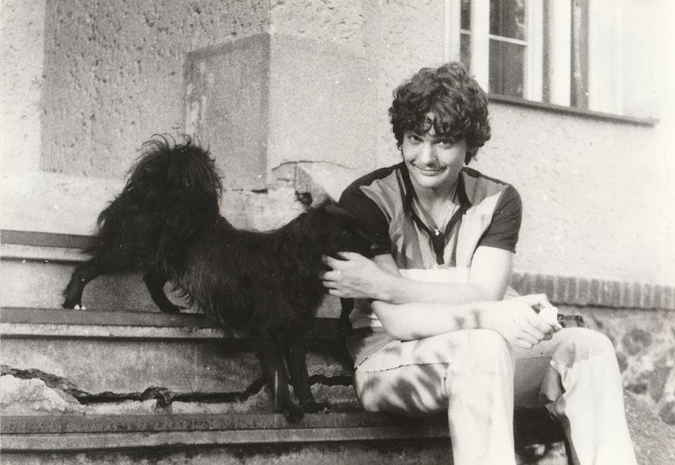 René Kroc 1985