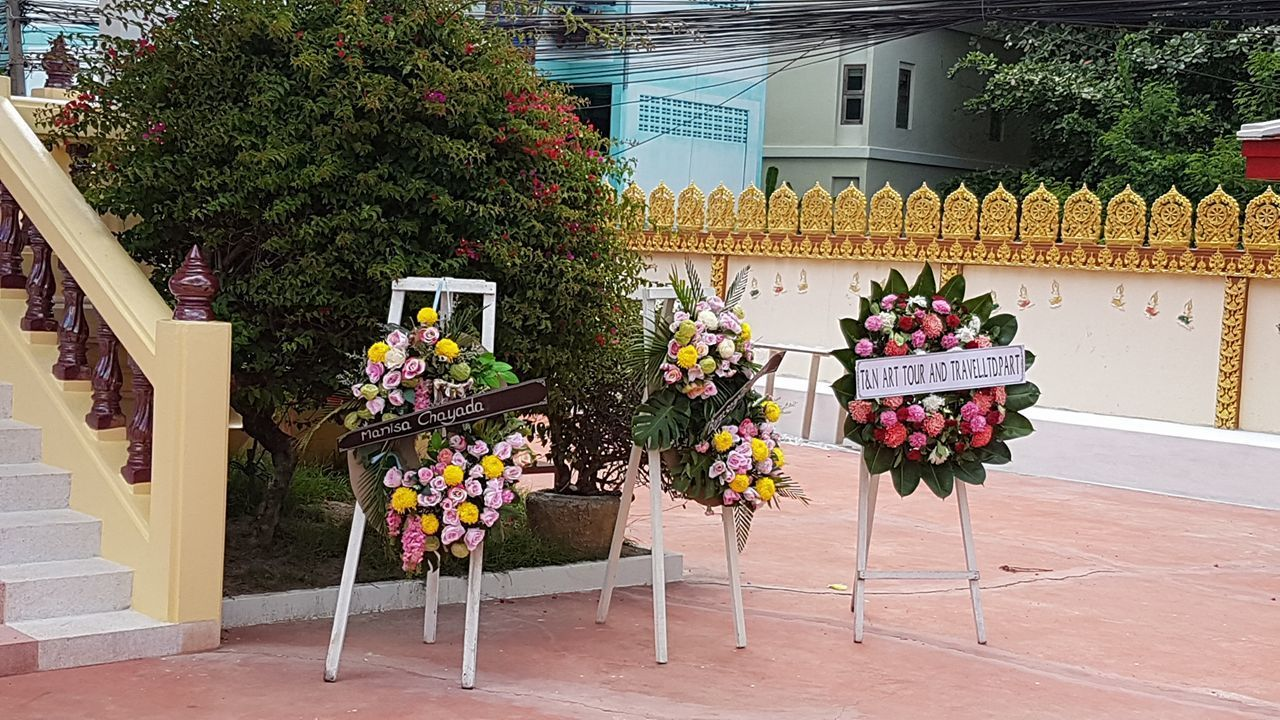 René Kroc pohřeb Pattaya (1)