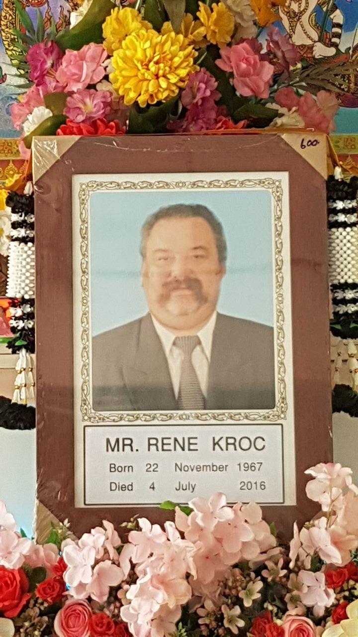 René Kroc pohřeb Pattaya (3)