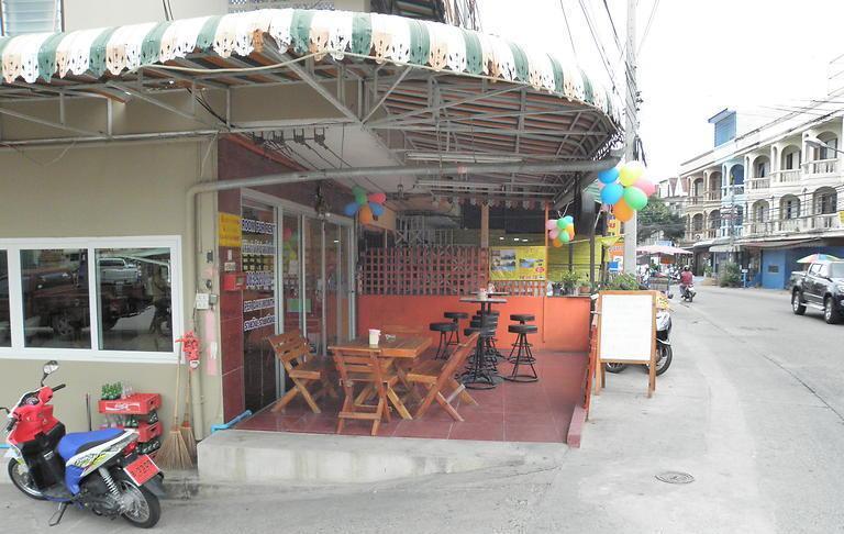 Terasa Bon Bon Guesthouse Pattaya