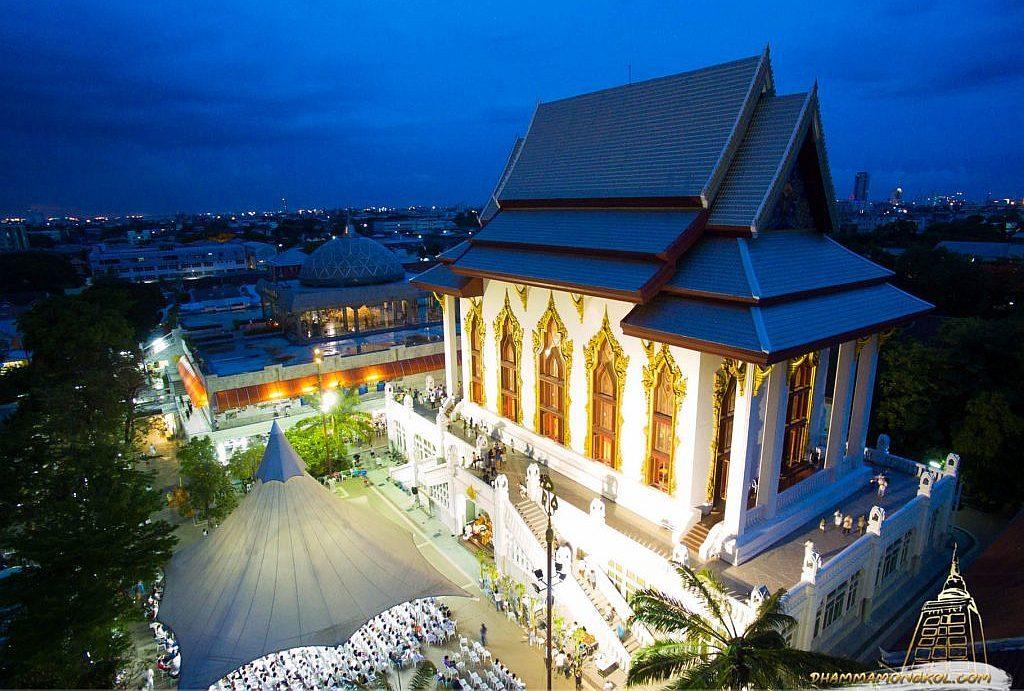 Nový Ubusot - Wat Dhammamongkol