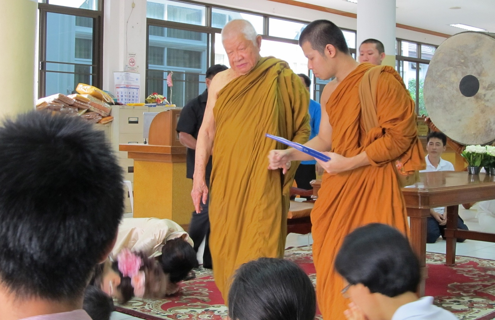 Opat Wat Dhammamongkol Phra Viriyang 2011