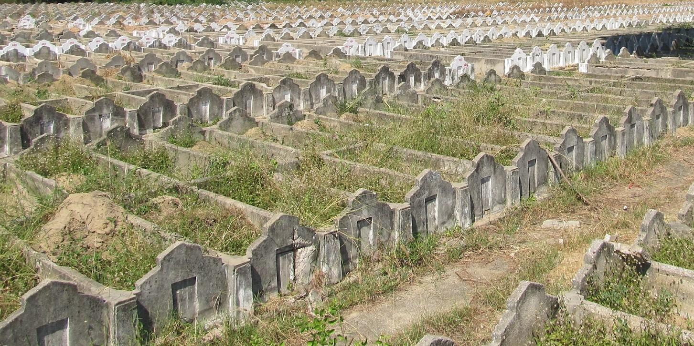 Provizorní hřbitov